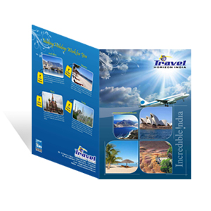 Digital Printed Brochure