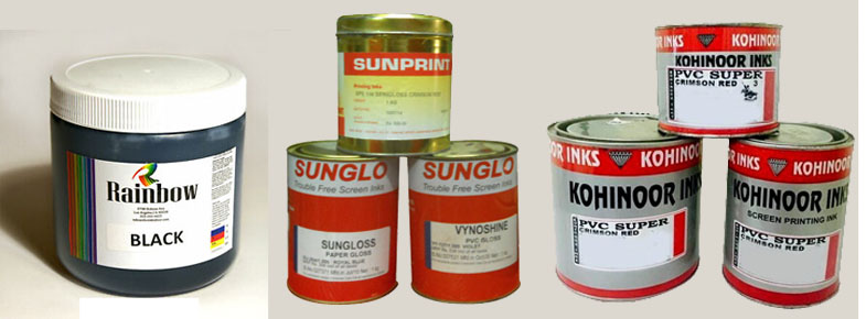 High Quality Screen Printing Ink
