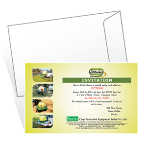 Digital offset Invitation Card Printing