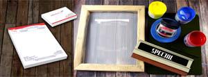 Fine Screen Printing Cloth