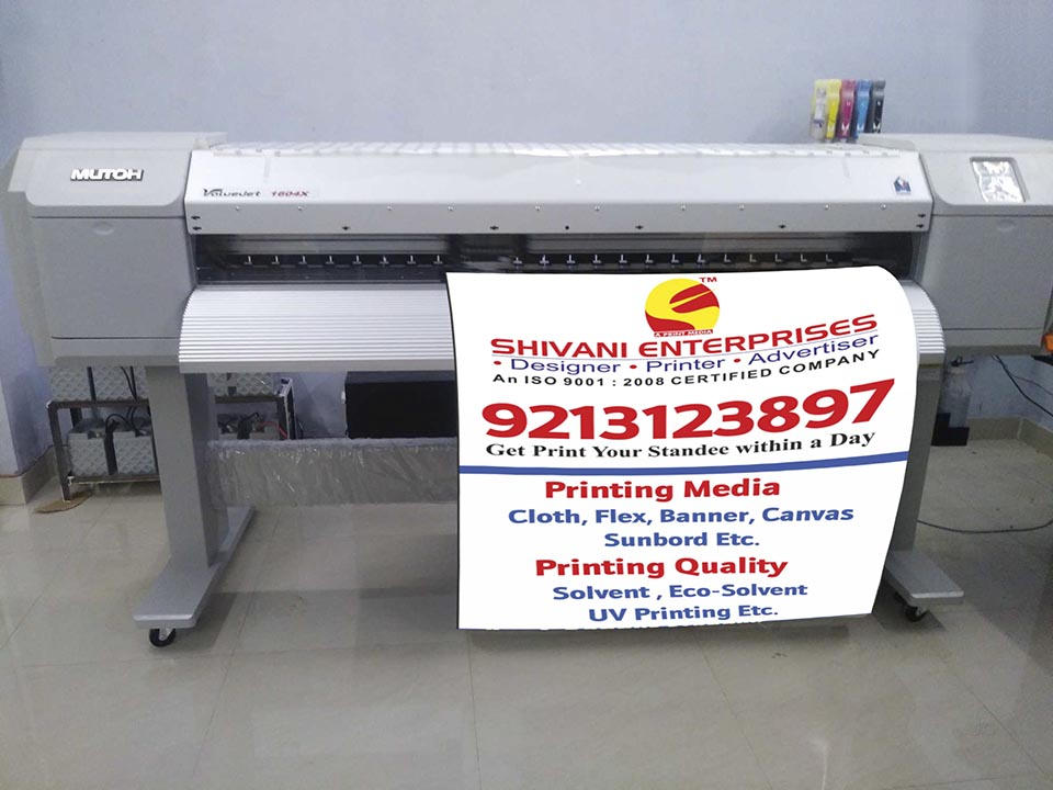 Eco-Solvent Printing in Munirka, Delhi NCR India