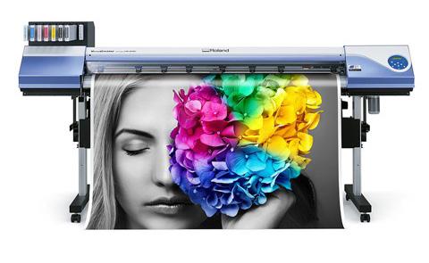 Eco-solvent print