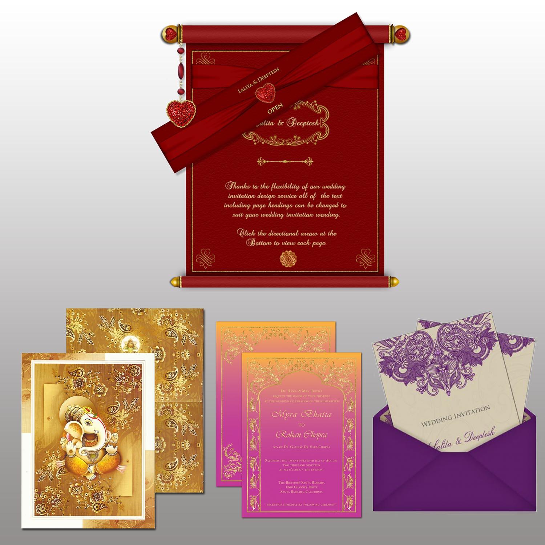 Wedding Invitation Card Printer in Munirka