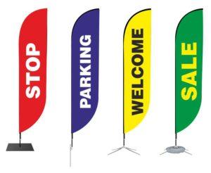 Multi Color Flag