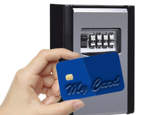 Security Key Card