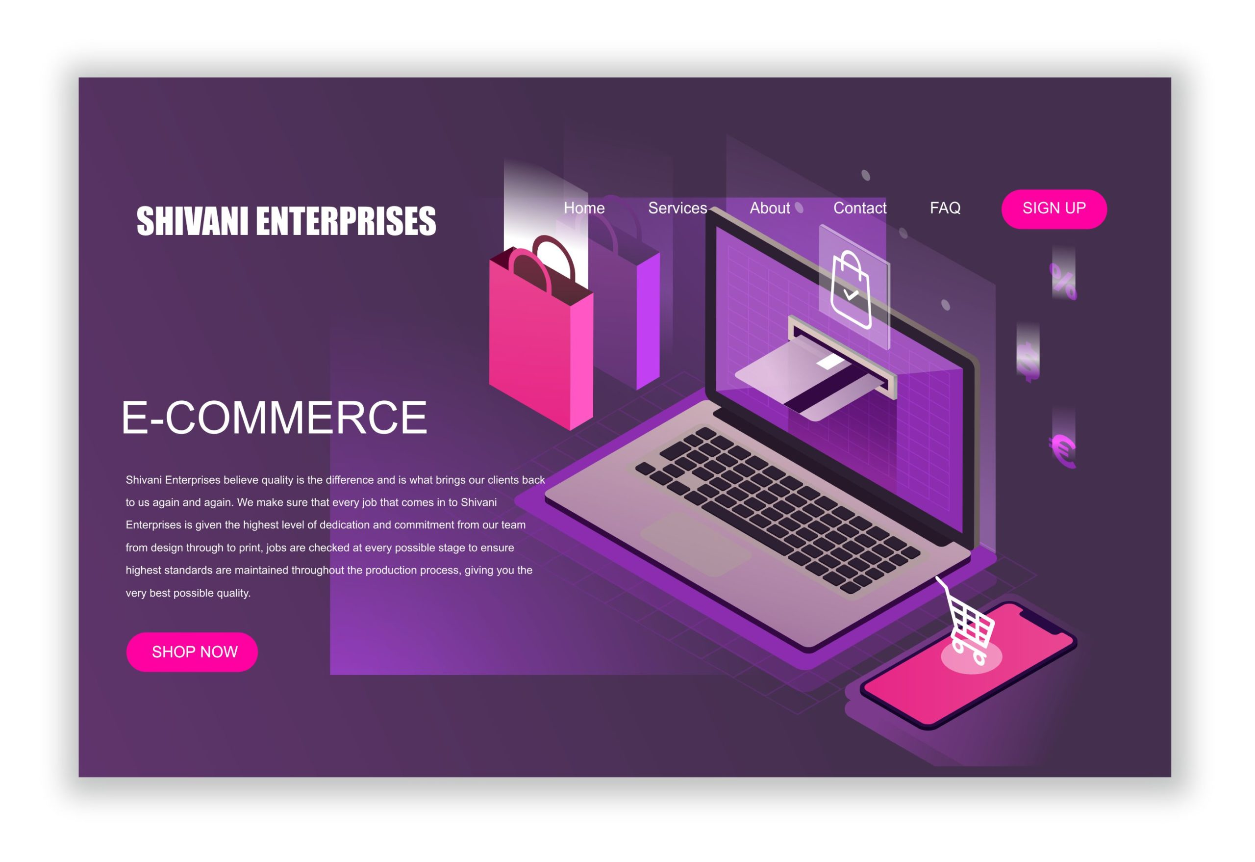Everything you should know about E-commerce