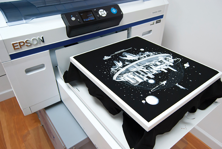 DTG Printing all you need to know