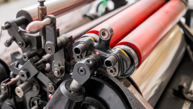 offset printing pre-press process